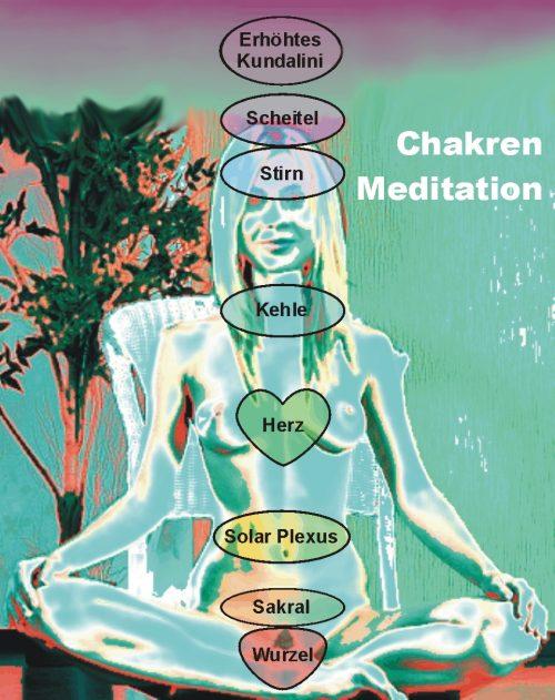 Meditation – zur kosmischen Energie finden……