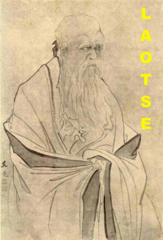 Laotse-Darstellung