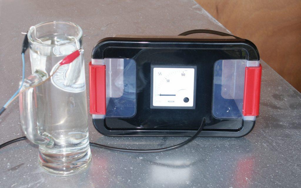 Mein Silberwassergenerator
