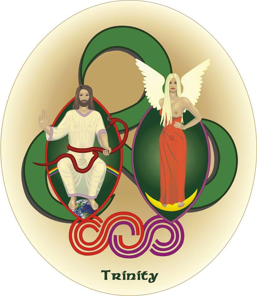 Trinität - keltisch