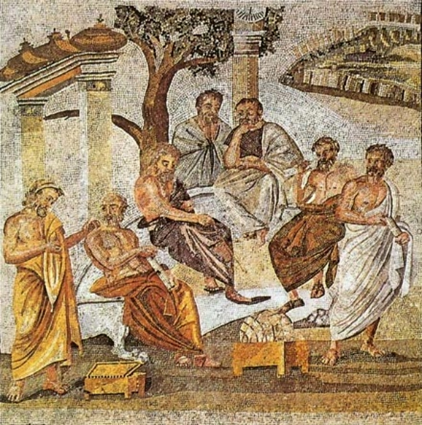 wikimedia: Akademie Platons