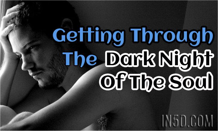 Die dunkle Nacht der Seele durchqueren
