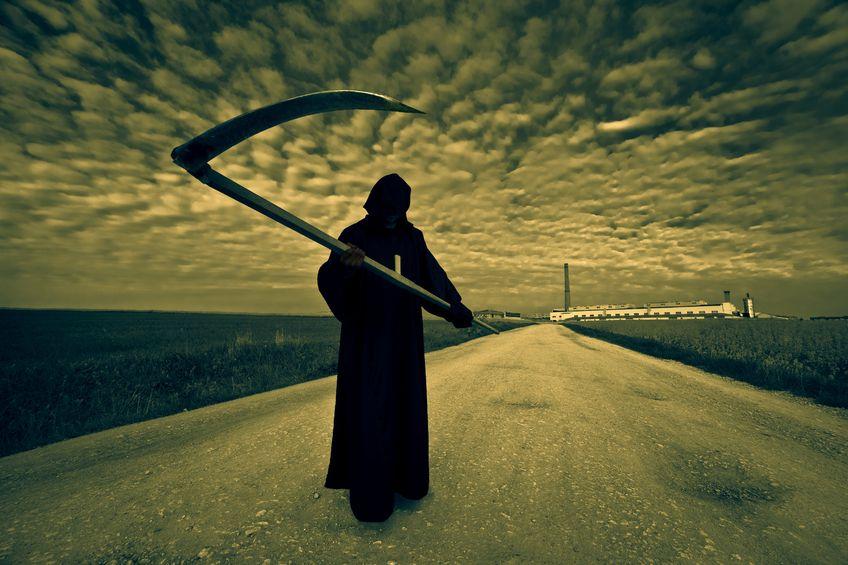 ...der Tod....