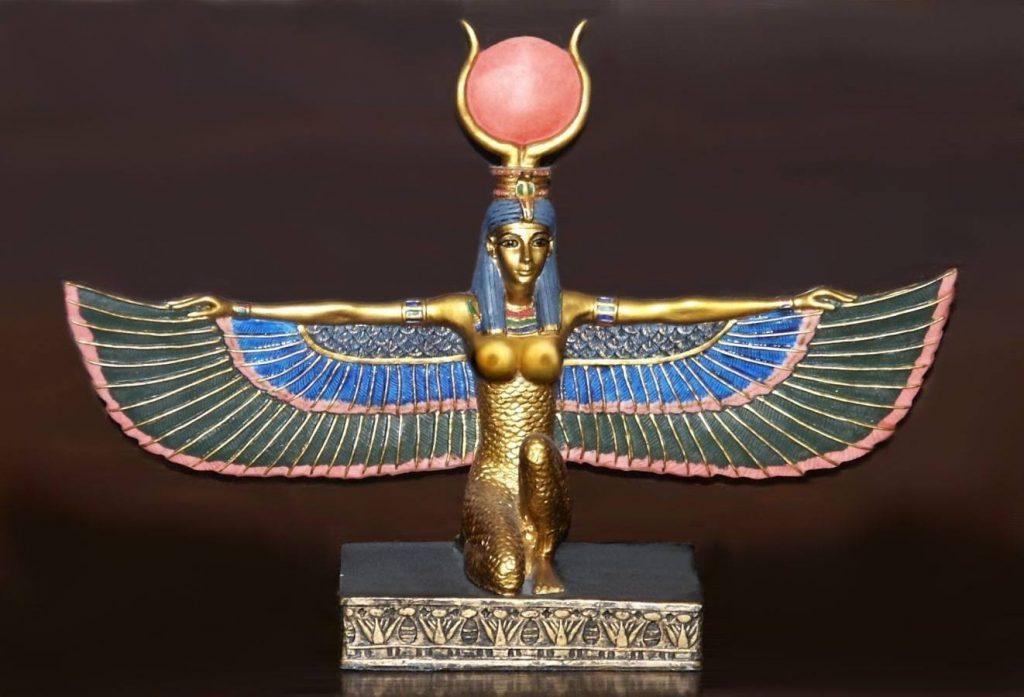 Isis - die grosse ägyptische Göttin