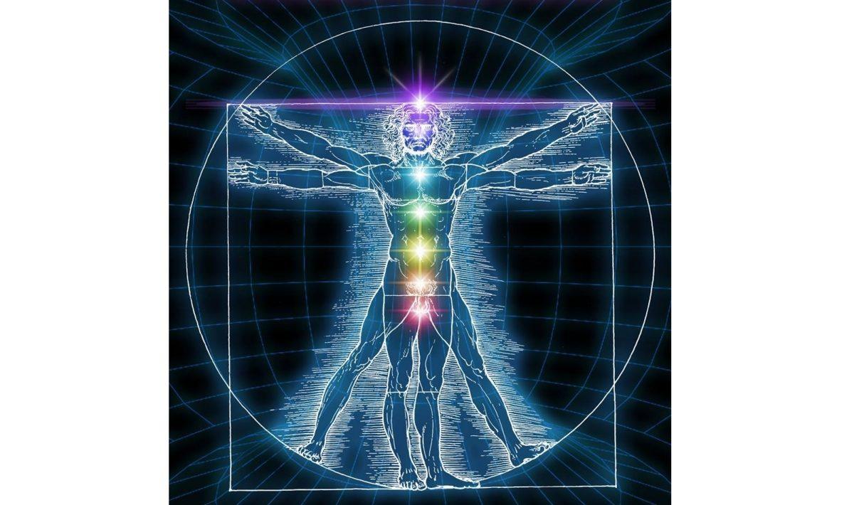 Der Mensch und seine Energiezentren