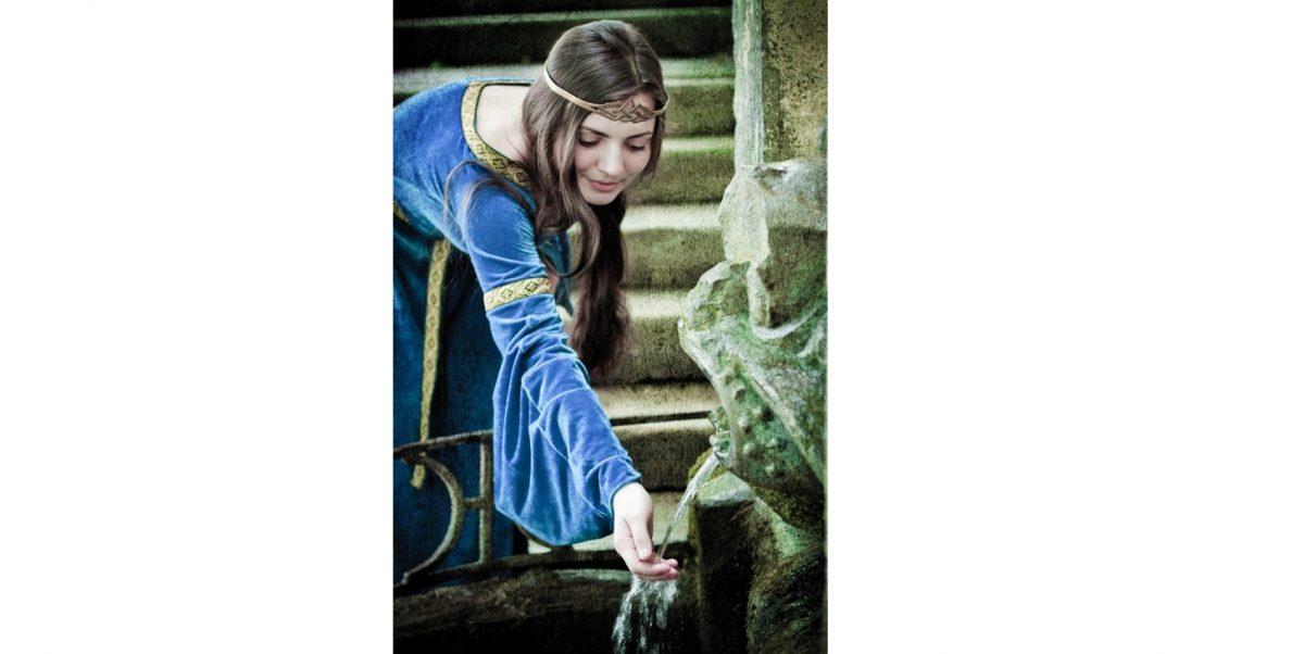 Die heilige Quelle: Wasser aus keltischer Sicht
