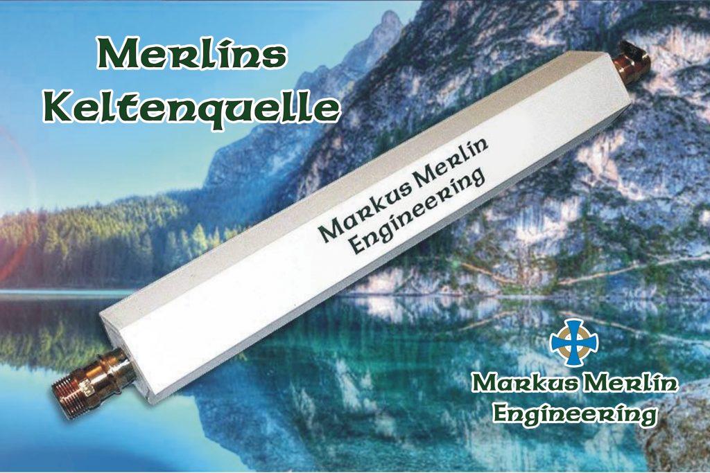 Merlins Keltenquelle - für das ganze Haus