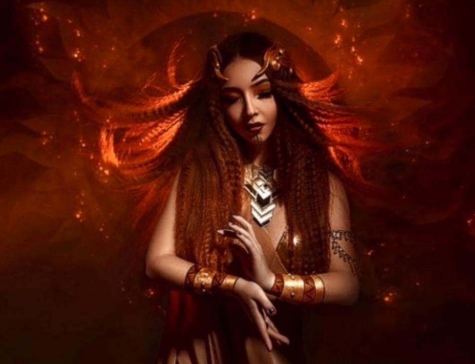 Die Große Göttin und die Religionen