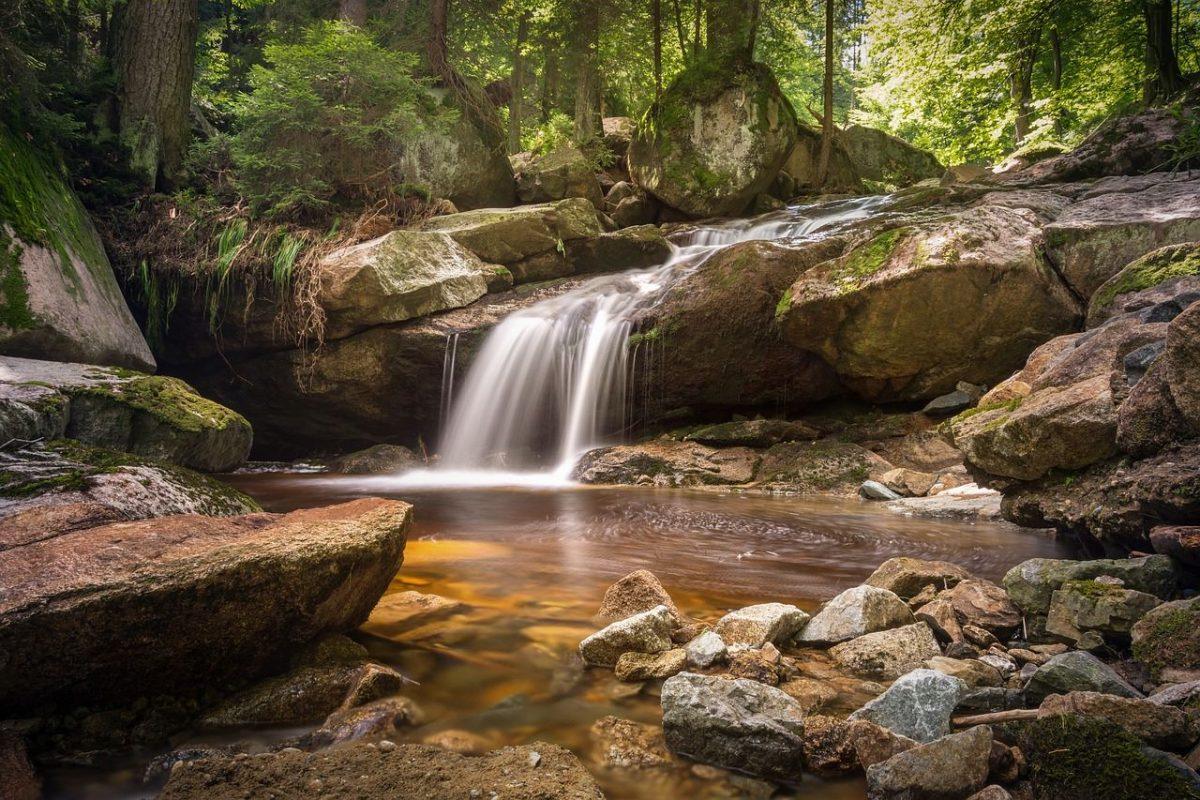 Reines, belebtes Trinkwasser – Hyperfiltration, Struktur und Information